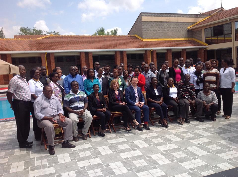 Training Kenia